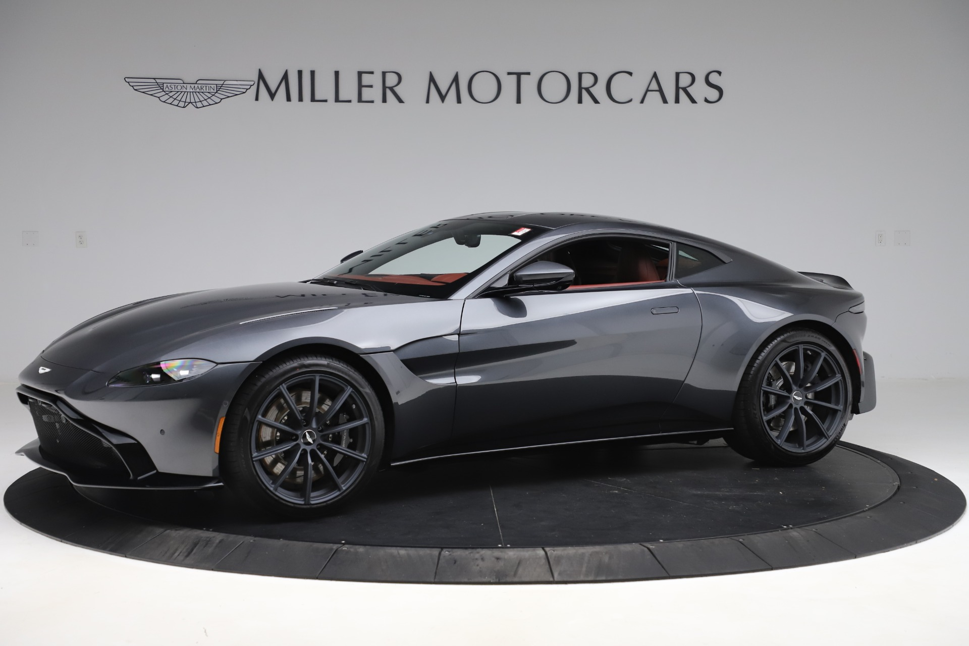 Used 2020 Aston Martin Vantage Coupe for sale $153,900 at Pagani of Greenwich in Greenwich CT 06830 1