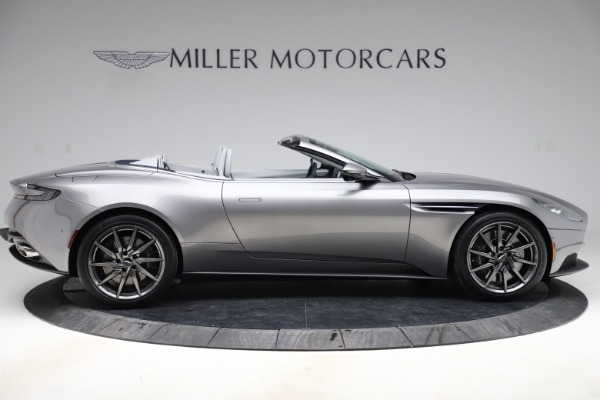 New 2020 Aston Martin DB11 Volante Convertible for sale $271,161 at Pagani of Greenwich in Greenwich CT 06830 10