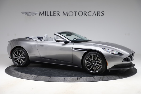 New 2020 Aston Martin DB11 Volante Convertible for sale $271,161 at Pagani of Greenwich in Greenwich CT 06830 11