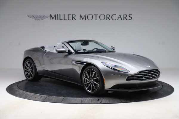 New 2020 Aston Martin DB11 Volante Convertible for sale $271,161 at Pagani of Greenwich in Greenwich CT 06830 12