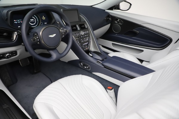 New 2020 Aston Martin DB11 Volante Convertible for sale $271,161 at Pagani of Greenwich in Greenwich CT 06830 13