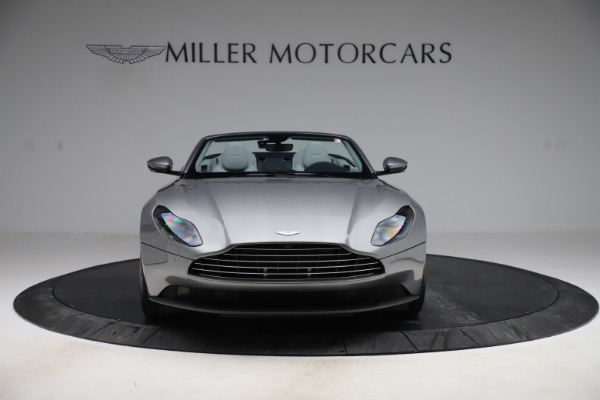 New 2020 Aston Martin DB11 Volante Convertible for sale $271,161 at Pagani of Greenwich in Greenwich CT 06830 2