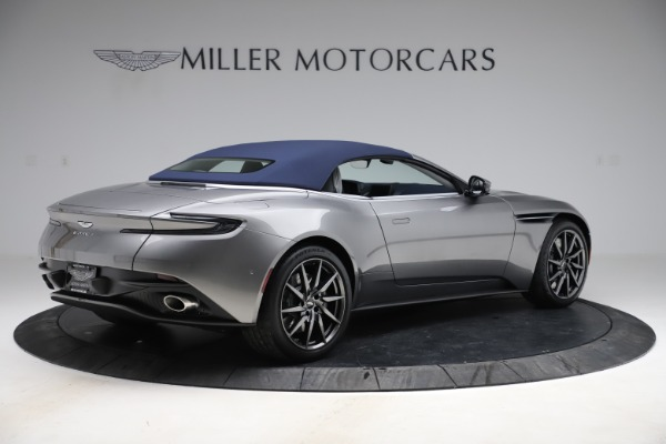New 2020 Aston Martin DB11 Volante Convertible for sale $271,161 at Pagani of Greenwich in Greenwich CT 06830 22