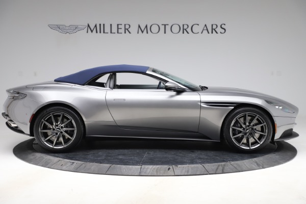 New 2020 Aston Martin DB11 Volante Convertible for sale $271,161 at Pagani of Greenwich in Greenwich CT 06830 23