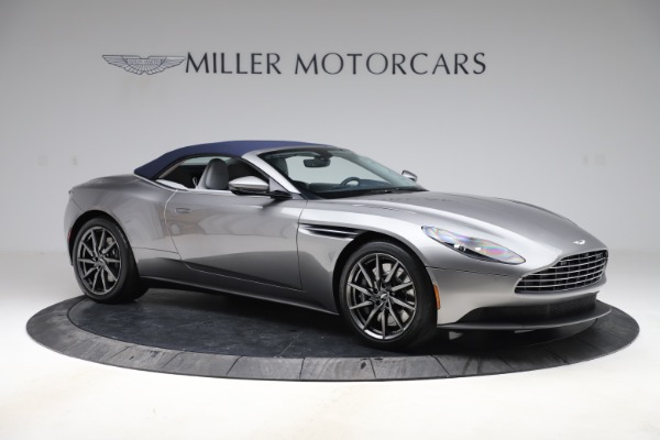 New 2020 Aston Martin DB11 Volante Convertible for sale $271,161 at Pagani of Greenwich in Greenwich CT 06830 24