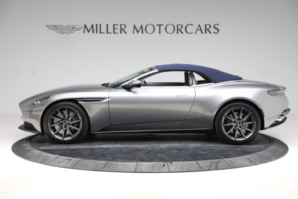 New 2020 Aston Martin DB11 Volante Convertible for sale $271,161 at Pagani of Greenwich in Greenwich CT 06830 26