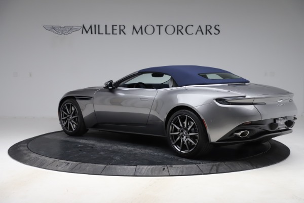 New 2020 Aston Martin DB11 Volante Convertible for sale $271,161 at Pagani of Greenwich in Greenwich CT 06830 27