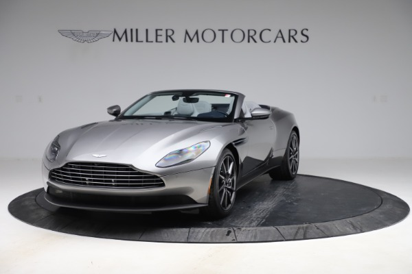 New 2020 Aston Martin DB11 Volante Convertible for sale $271,161 at Pagani of Greenwich in Greenwich CT 06830 3