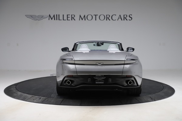 New 2020 Aston Martin DB11 Volante Convertible for sale $271,161 at Pagani of Greenwich in Greenwich CT 06830 7