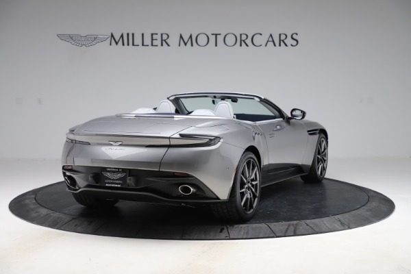 New 2020 Aston Martin DB11 Volante Convertible for sale $271,161 at Pagani of Greenwich in Greenwich CT 06830 8