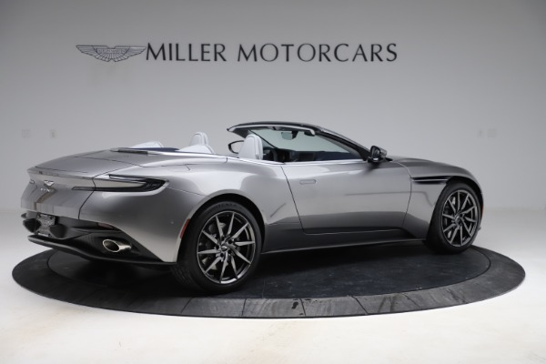 New 2020 Aston Martin DB11 Volante Convertible for sale $271,161 at Pagani of Greenwich in Greenwich CT 06830 9