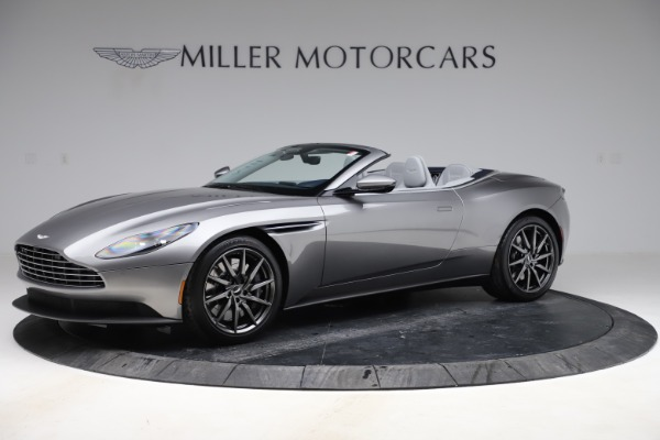 New 2020 Aston Martin DB11 Volante Convertible for sale $271,161 at Pagani of Greenwich in Greenwich CT 06830 1
