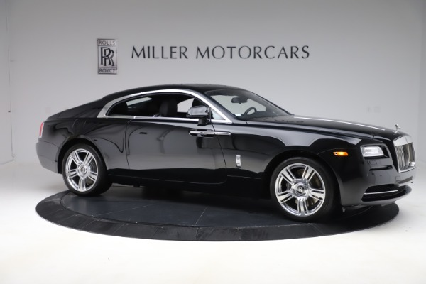 Used 2015 Rolls-Royce Wraith for sale $179,900 at Pagani of Greenwich in Greenwich CT 06830 10