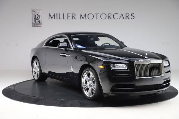 Used 2015 Rolls-Royce Wraith for sale $179,900 at Pagani of Greenwich in Greenwich CT 06830 11