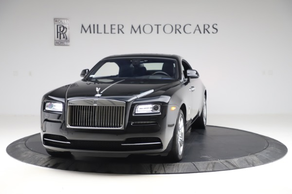 Used 2015 Rolls-Royce Wraith for sale $179,900 at Pagani of Greenwich in Greenwich CT 06830 2