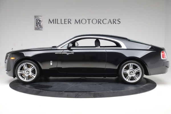 Used 2015 Rolls-Royce Wraith for sale $179,900 at Pagani of Greenwich in Greenwich CT 06830 3
