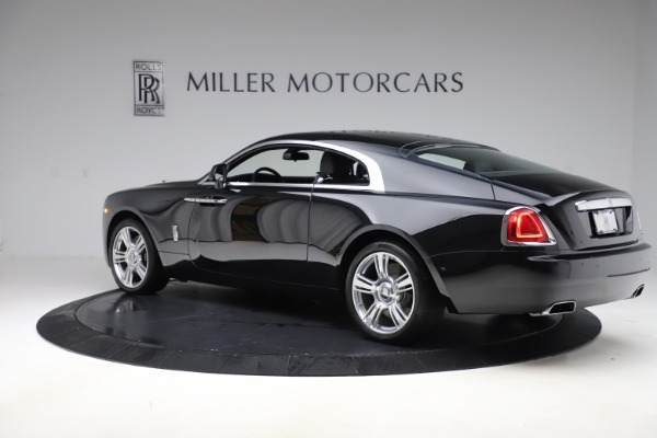 Used 2015 Rolls-Royce Wraith for sale $179,900 at Pagani of Greenwich in Greenwich CT 06830 4