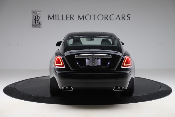 Used 2015 Rolls-Royce Wraith for sale $179,900 at Pagani of Greenwich in Greenwich CT 06830 6