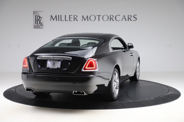 Used 2015 Rolls-Royce Wraith for sale $179,900 at Pagani of Greenwich in Greenwich CT 06830 7