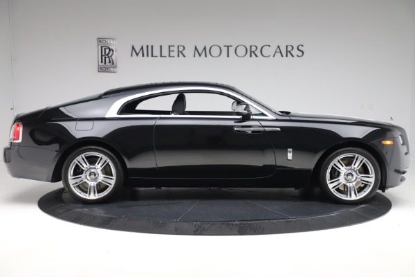 Used 2015 Rolls-Royce Wraith for sale $179,900 at Pagani of Greenwich in Greenwich CT 06830 9
