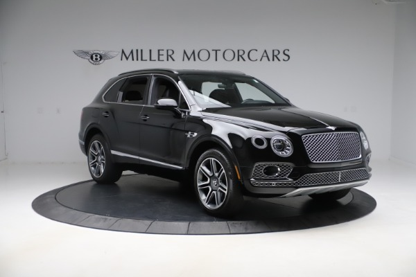 Used 2018 Bentley Bentayga Activity Edition for sale Sold at Pagani of Greenwich in Greenwich CT 06830 11
