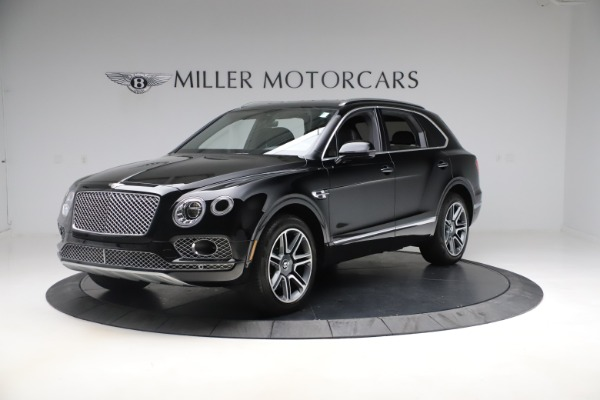 Used 2018 Bentley Bentayga Activity Edition for sale Sold at Pagani of Greenwich in Greenwich CT 06830 2