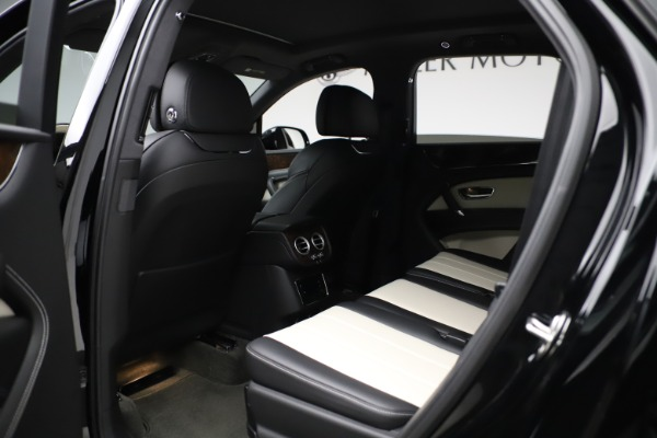 Used 2018 Bentley Bentayga Activity Edition for sale Sold at Pagani of Greenwich in Greenwich CT 06830 21