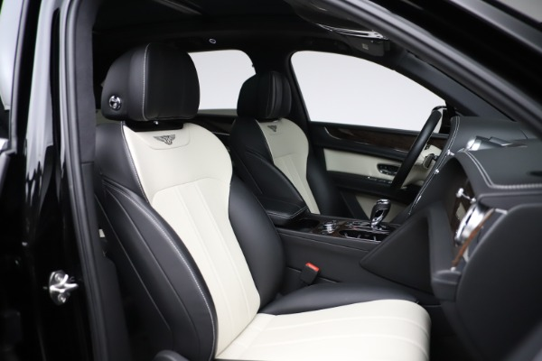 Used 2018 Bentley Bentayga Activity Edition for sale Sold at Pagani of Greenwich in Greenwich CT 06830 27