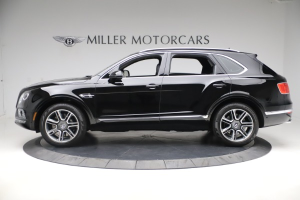 Used 2018 Bentley Bentayga Activity Edition for sale Sold at Pagani of Greenwich in Greenwich CT 06830 3