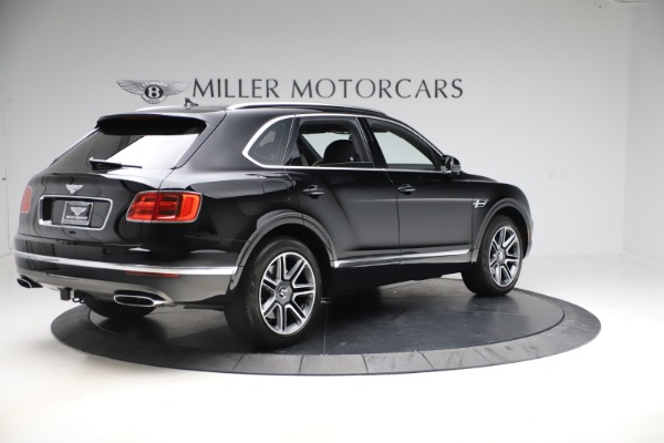 Used 2018 Bentley Bentayga Activity Edition for sale Sold at Pagani of Greenwich in Greenwich CT 06830 8
