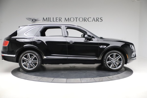 Used 2018 Bentley Bentayga Activity Edition for sale Sold at Pagani of Greenwich in Greenwich CT 06830 9