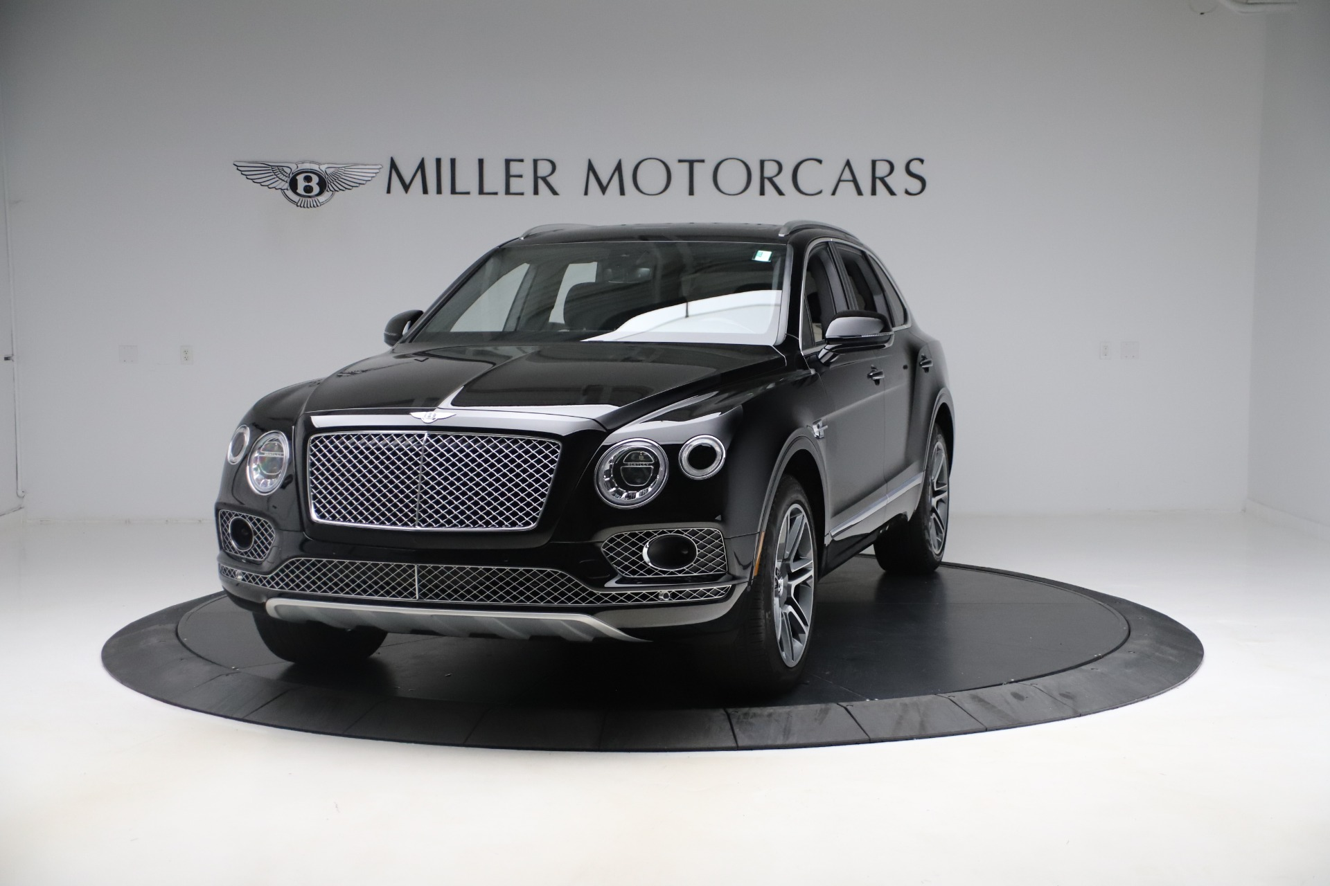 Used 2018 Bentley Bentayga Activity Edition for sale Sold at Pagani of Greenwich in Greenwich CT 06830 1