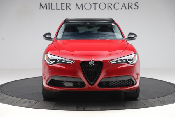 New 2020 Alfa Romeo Stelvio Sport Q4 for sale $50,190 at Pagani of Greenwich in Greenwich CT 06830 12