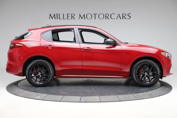 New 2020 Alfa Romeo Stelvio Sport Q4 for sale $50,190 at Pagani of Greenwich in Greenwich CT 06830 9