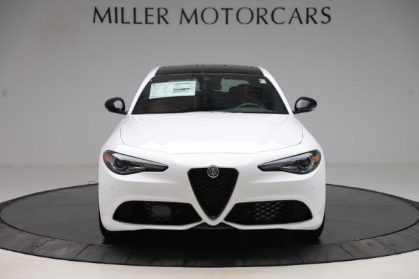 New 2020 Alfa Romeo Giulia Ti Sport Q4 for sale $53,190 at Pagani of Greenwich in Greenwich CT 06830 12