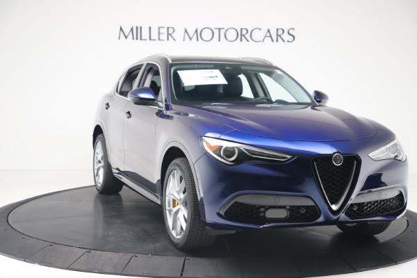 New 2020 Alfa Romeo Stelvio Ti Q4 for sale $54,340 at Pagani of Greenwich in Greenwich CT 06830 11