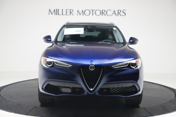 New 2020 Alfa Romeo Stelvio Ti Q4 for sale $54,340 at Pagani of Greenwich in Greenwich CT 06830 12