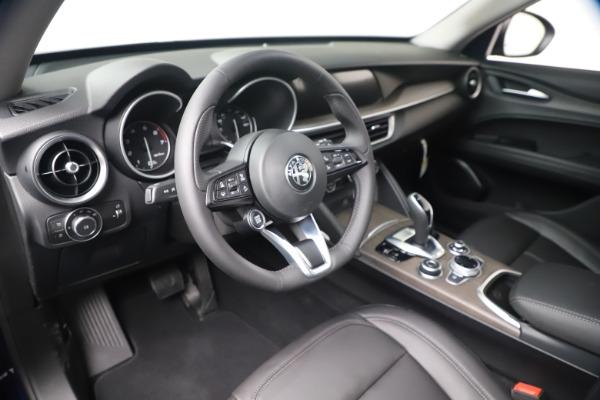 New 2020 Alfa Romeo Stelvio Ti Q4 for sale $54,340 at Pagani of Greenwich in Greenwich CT 06830 13