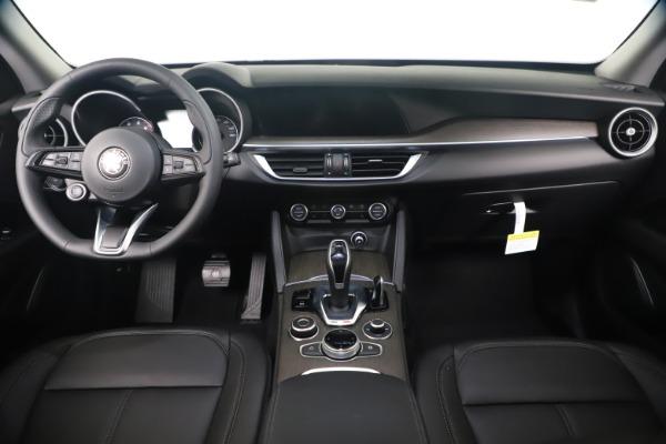 New 2020 Alfa Romeo Stelvio Ti Q4 for sale $54,340 at Pagani of Greenwich in Greenwich CT 06830 16