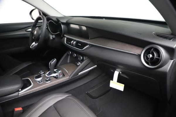 New 2020 Alfa Romeo Stelvio Ti Q4 for sale $54,340 at Pagani of Greenwich in Greenwich CT 06830 22