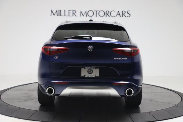 New 2020 Alfa Romeo Stelvio Ti Q4 for sale $54,340 at Pagani of Greenwich in Greenwich CT 06830 6