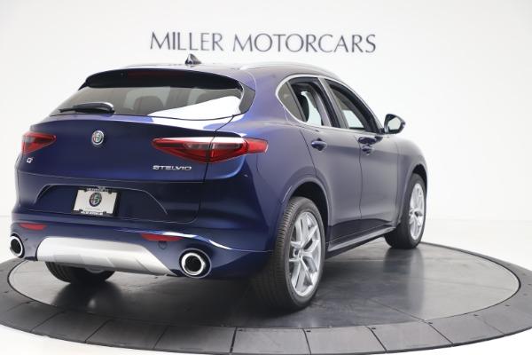 New 2020 Alfa Romeo Stelvio Ti Q4 for sale $54,340 at Pagani of Greenwich in Greenwich CT 06830 7