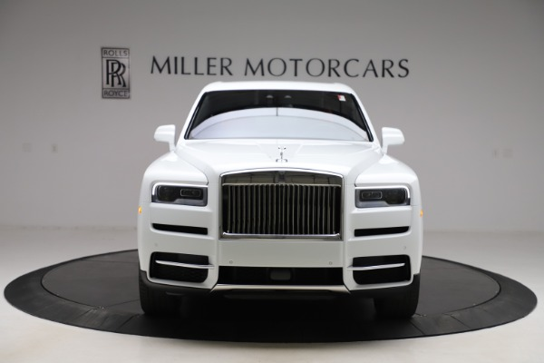 New 2020 Rolls-Royce Cullinan for sale $379,325 at Pagani of Greenwich in Greenwich CT 06830 2