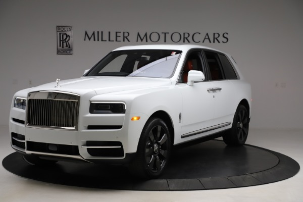 New 2020 Rolls-Royce Cullinan for sale $379,325 at Pagani of Greenwich in Greenwich CT 06830 3