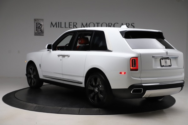 New 2020 Rolls-Royce Cullinan for sale $379,325 at Pagani of Greenwich in Greenwich CT 06830 5