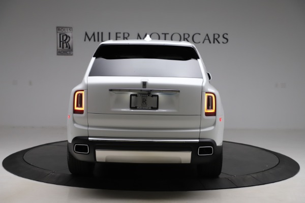 New 2020 Rolls-Royce Cullinan for sale $379,325 at Pagani of Greenwich in Greenwich CT 06830 6