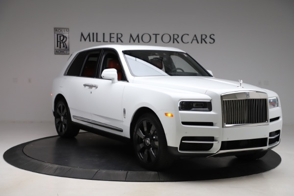 New 2020 Rolls-Royce Cullinan for sale $379,325 at Pagani of Greenwich in Greenwich CT 06830 9