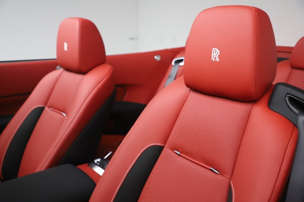 New 2020 Rolls-Royce Dawn for sale $404,675 at Pagani of Greenwich in Greenwich CT 06830 18