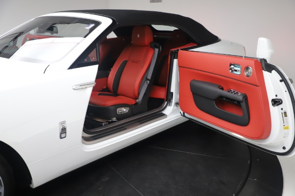 New 2020 Rolls-Royce Dawn for sale $404,675 at Pagani of Greenwich in Greenwich CT 06830 28