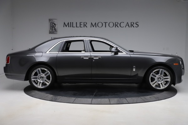 Used 2016 Rolls-Royce Ghost for sale $169,900 at Pagani of Greenwich in Greenwich CT 06830 10